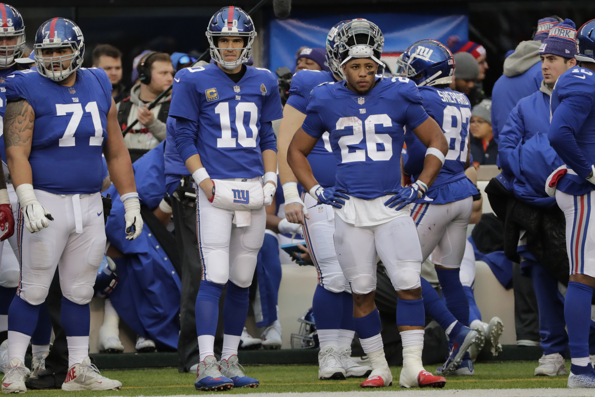 Giants Mailbag: What are Big Blue's potential issues in the 2019 season?