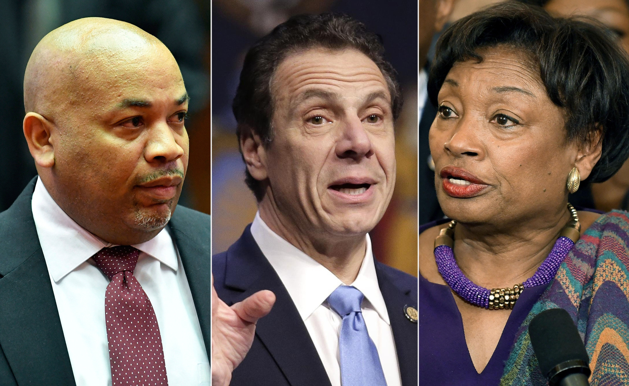 Cuomo calls bail reform 'ongoing process' in budget address as Senate Dem leader meets with prosecutors