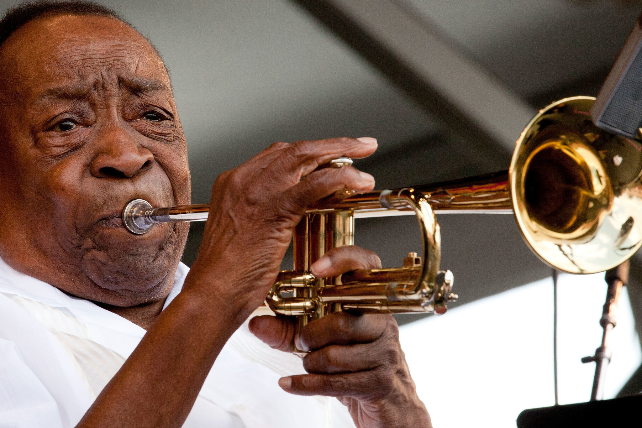 Rock 'n' roll pioneer Dave Bartholomew dead at 100