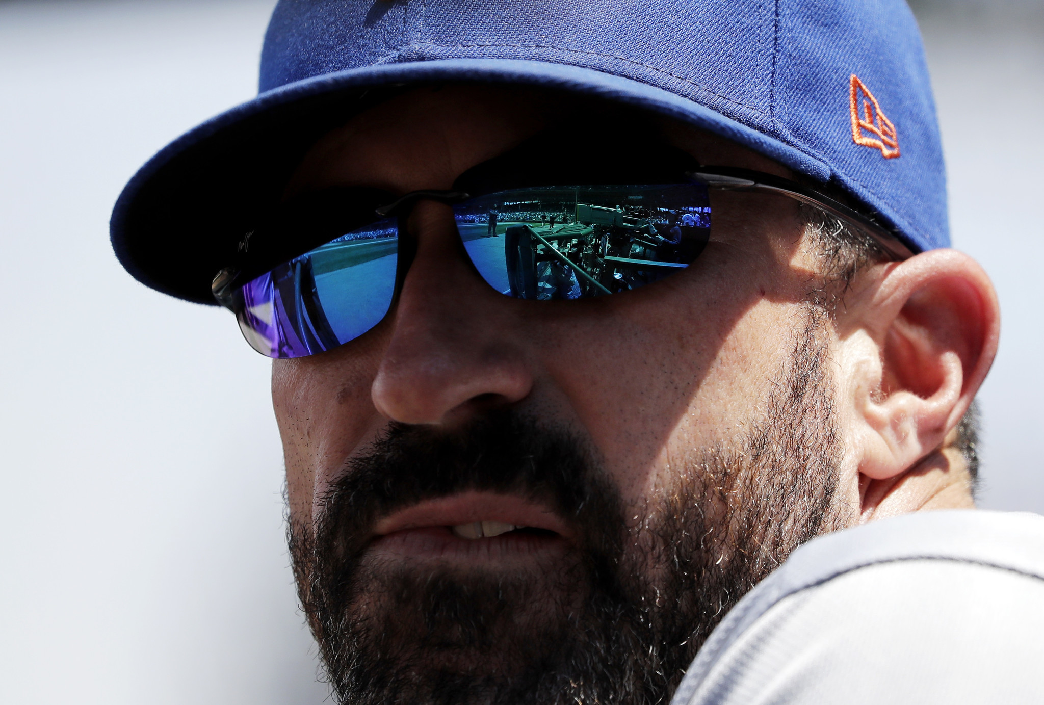 'I'll knock you the f--k out, bro!': Mickey Callaway and Jason Vargas in screaming clubhouse altercation with reporter