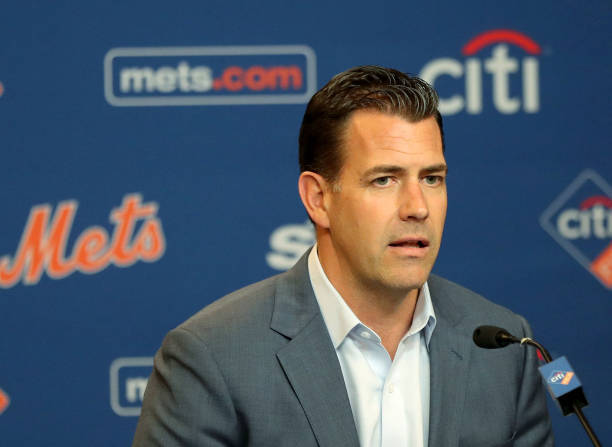 Brodie Van Wagenen denies allegations of providing in-game directives to Mickey Callaway
