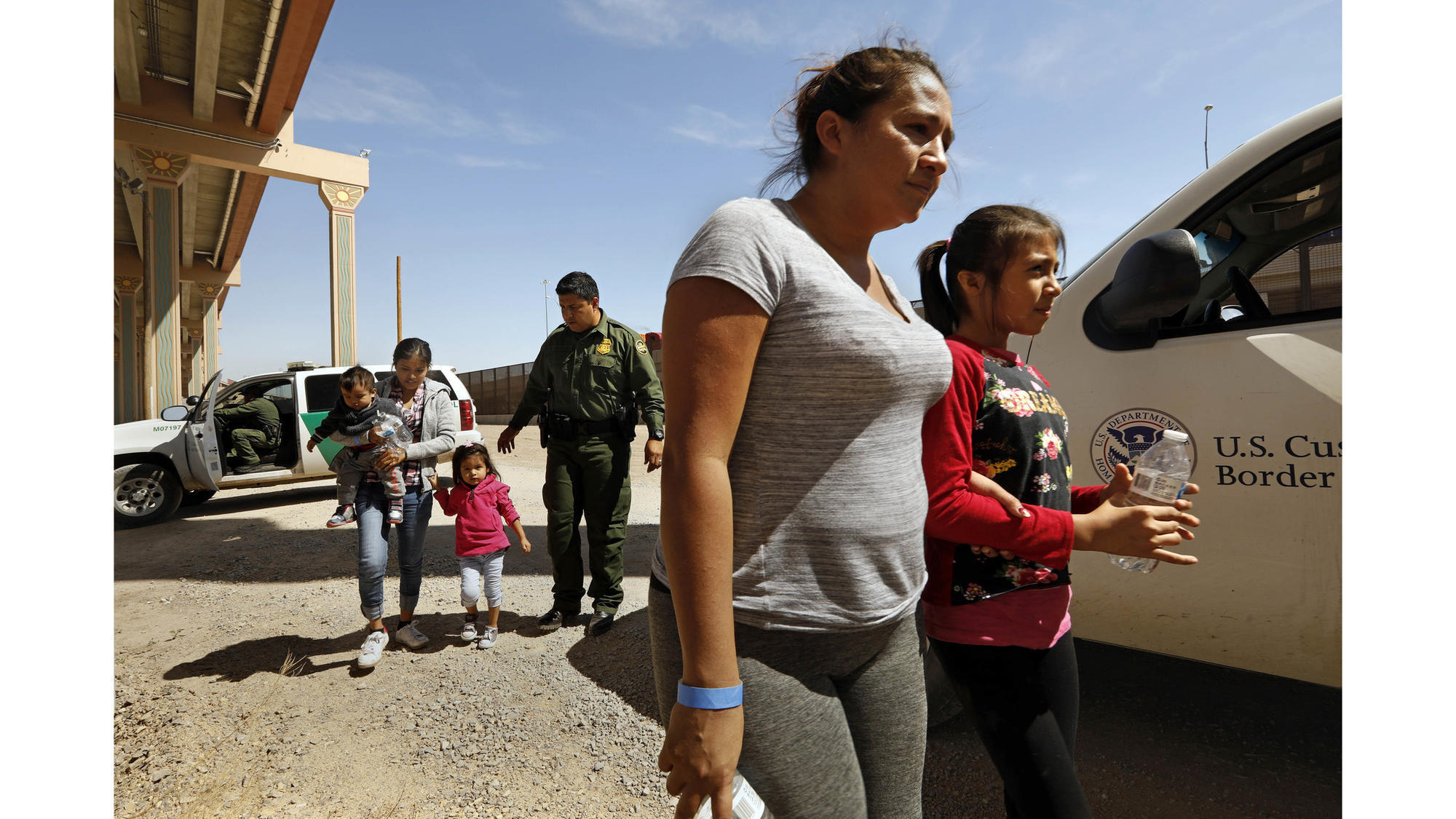 House moves to pass border funding bill without the enforcement money Trump wants