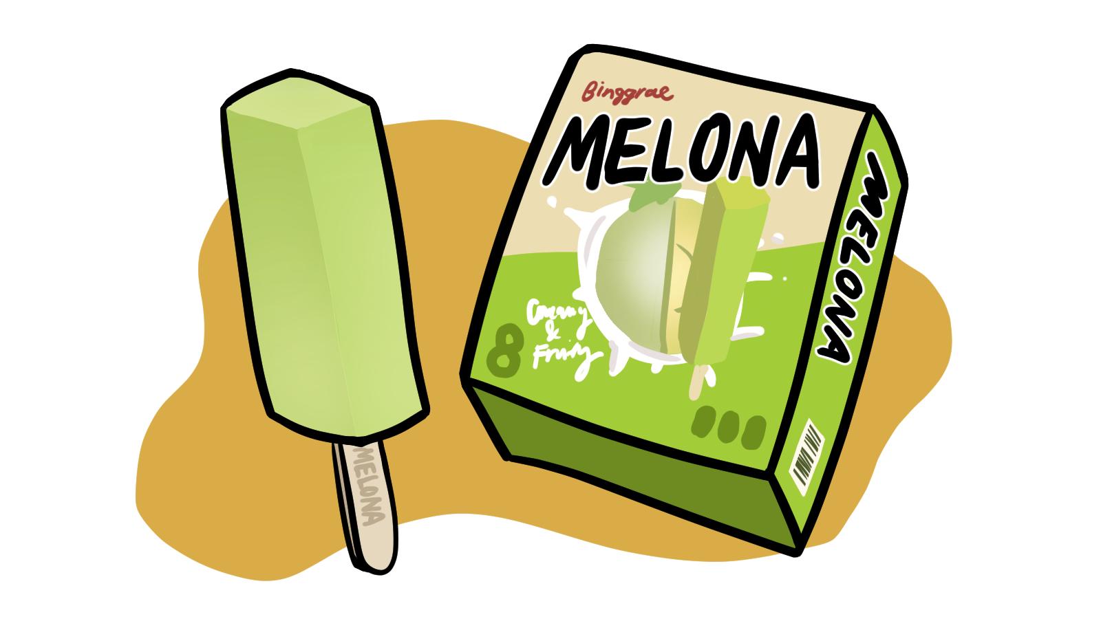 Melona Bar