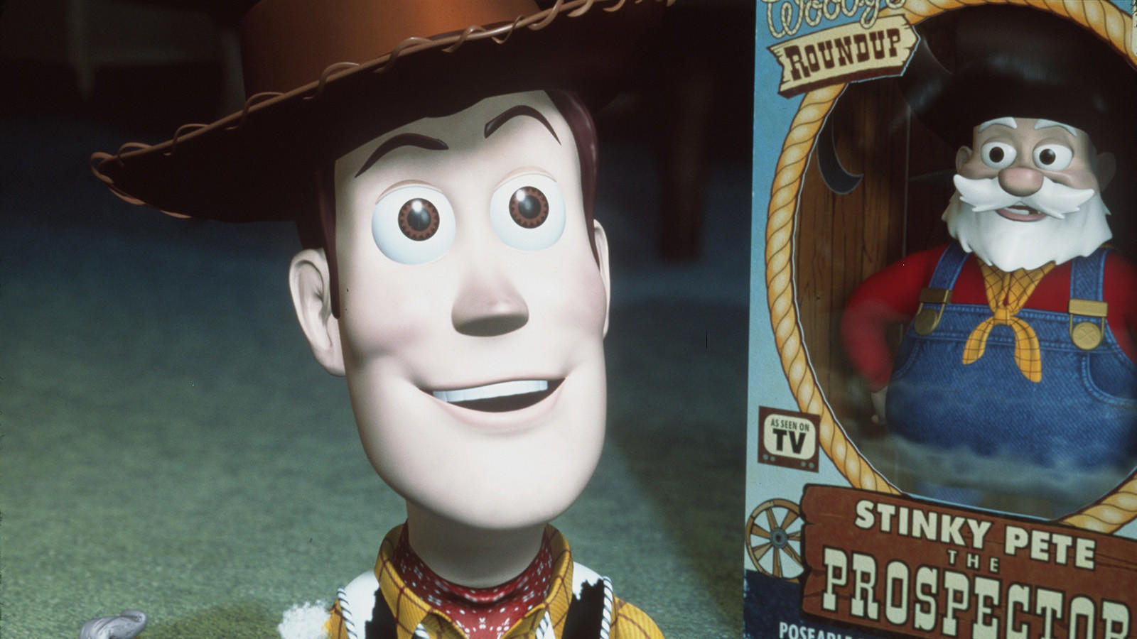 Why didn't Disney just explain why it cut the sexist 'Toy Story 2' blooper?