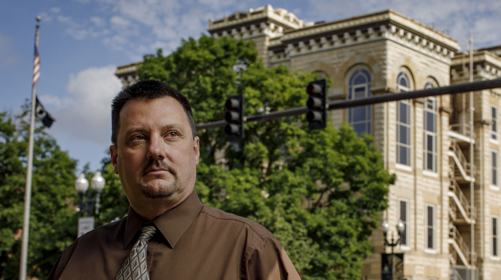Small-town defense lawyer, shaken by client's overdose