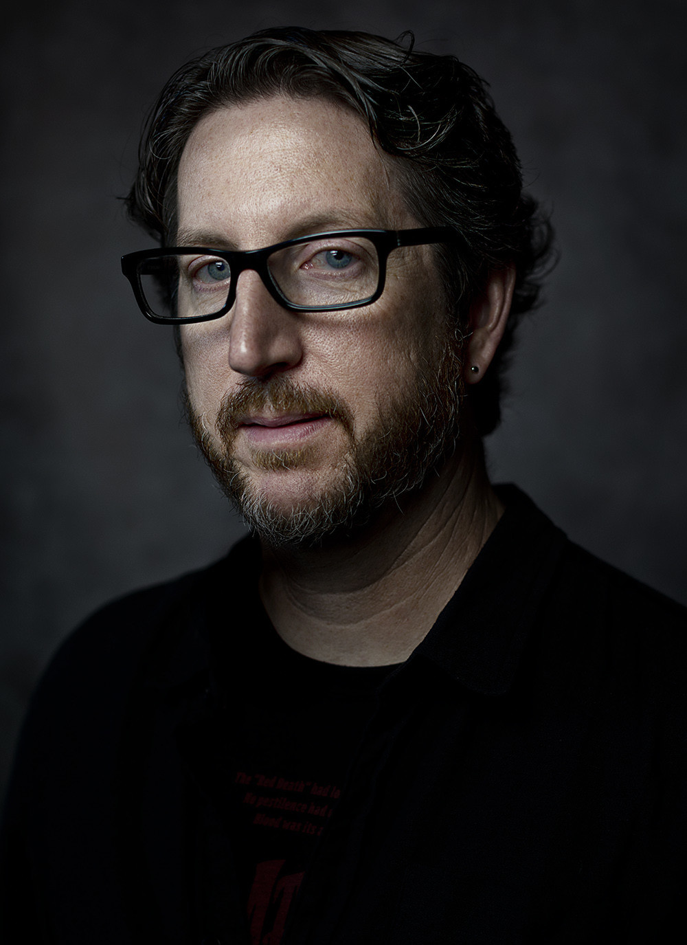Horror writer Paul Tremblay