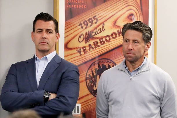 Mickey Callaway and Brodie Van Wagenen are victims of Wilpon rot