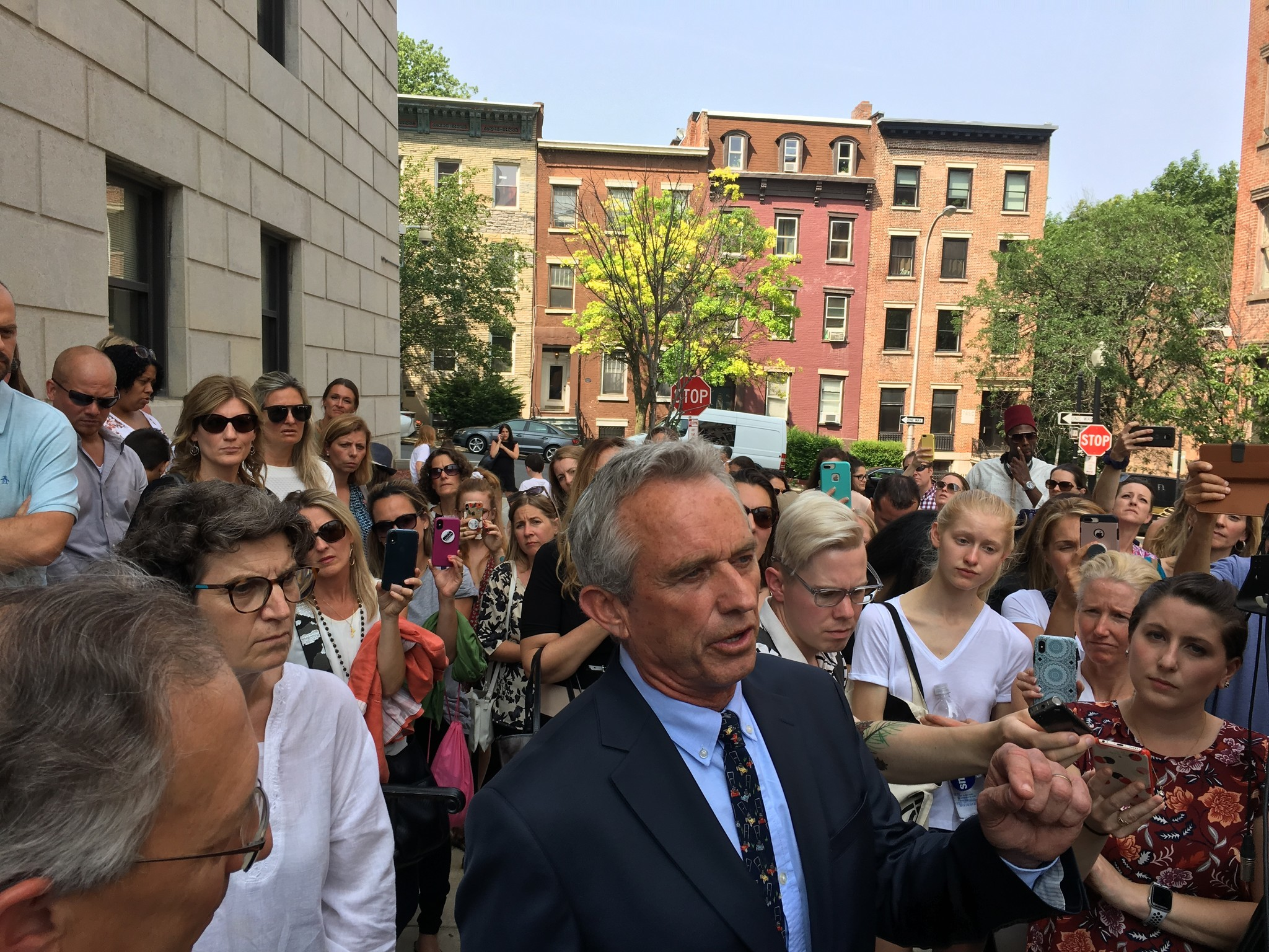 Robert F. Kennedy Jr. sues New York in attempt to stop state from outlawing religious exemptions to vaccinations