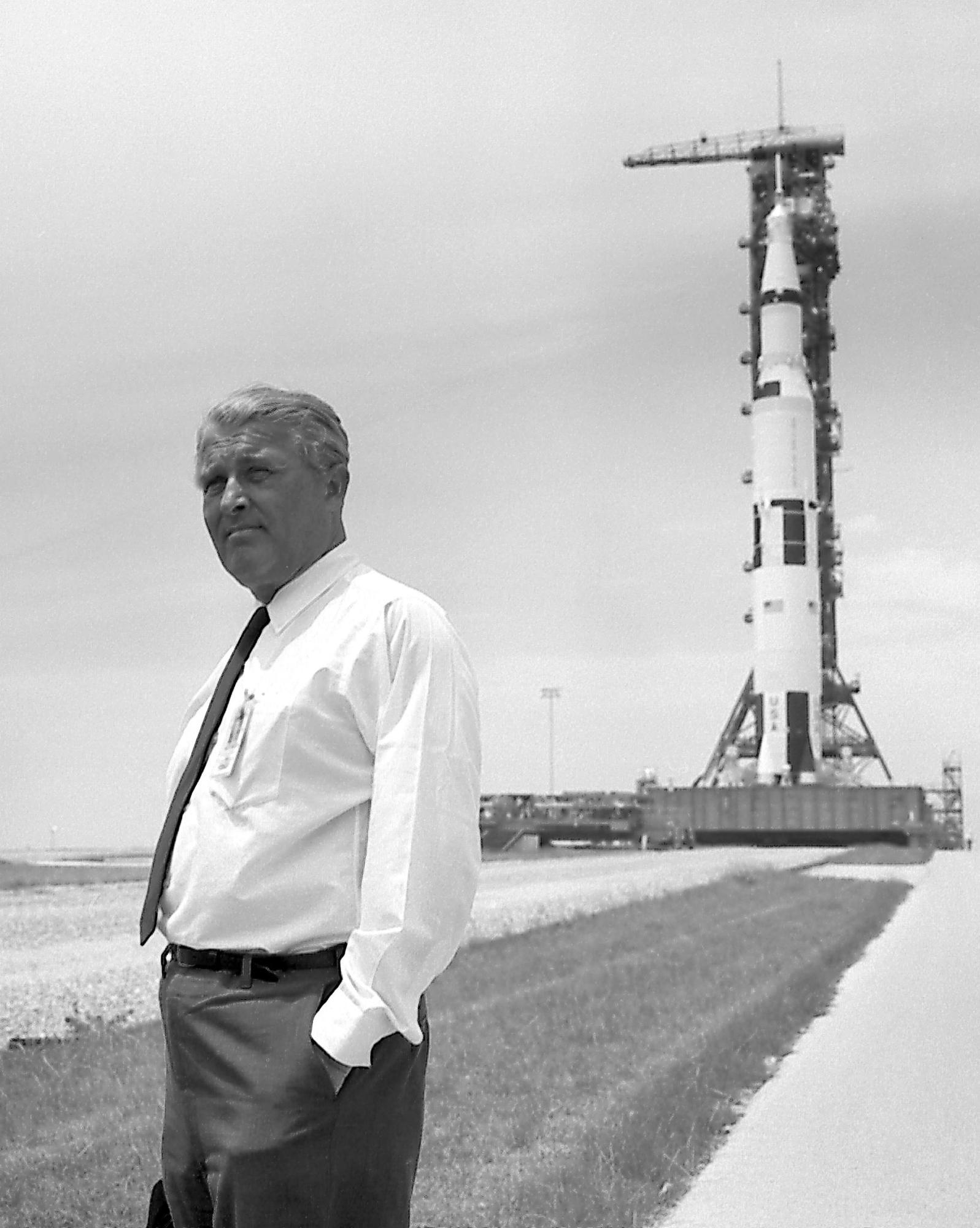 Cape Canaveral, July 1969