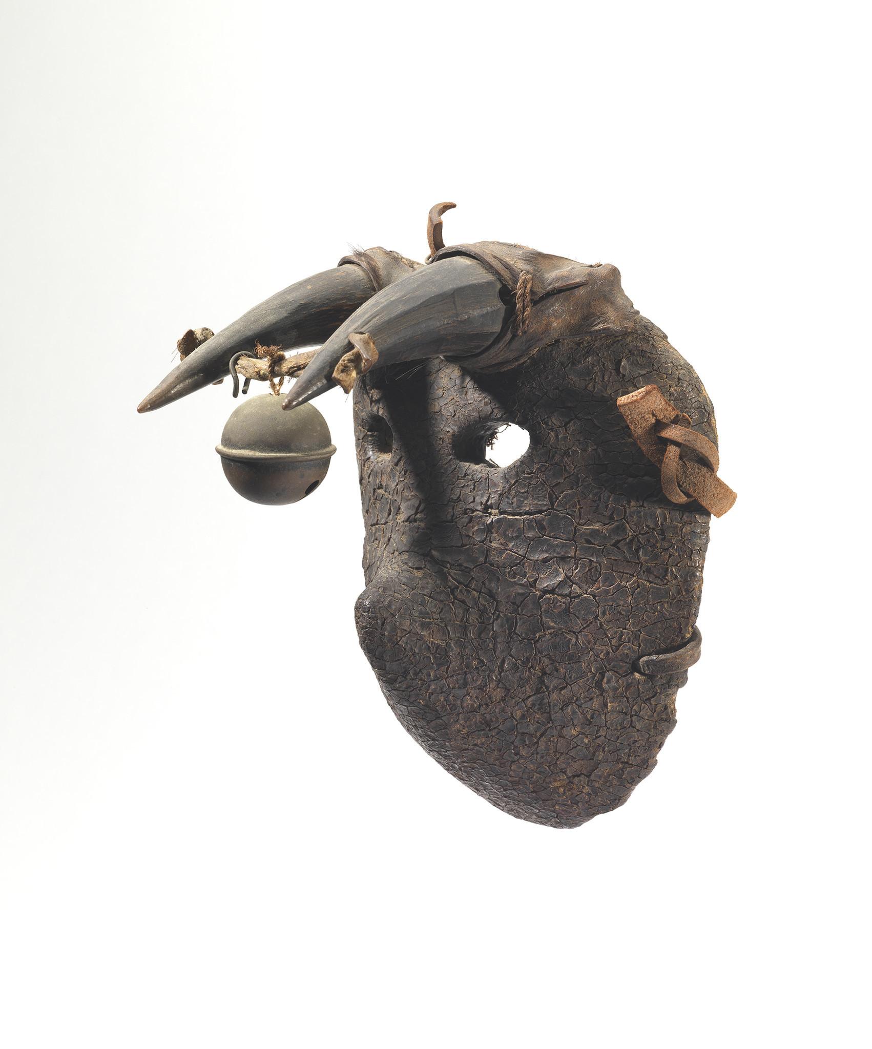 Guatemalan masks Fowler