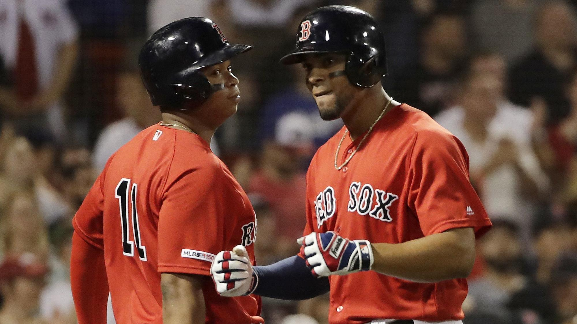 Defending World Series champion Red Sox still feared despite early stumble