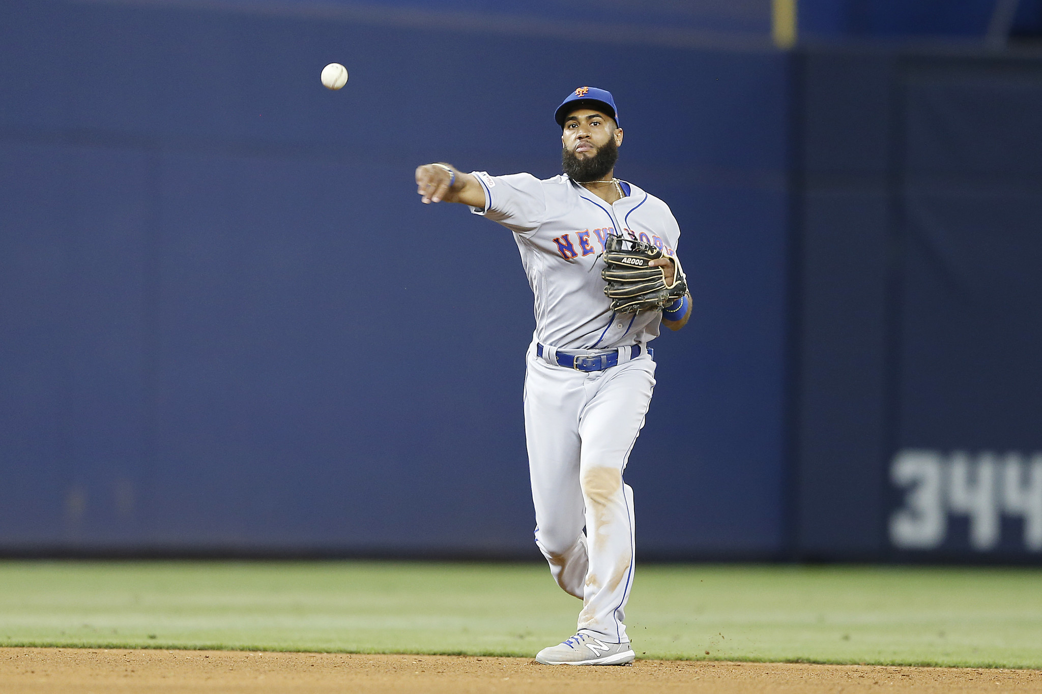 Amed Rosario shifting to the outfield remains on the horizon