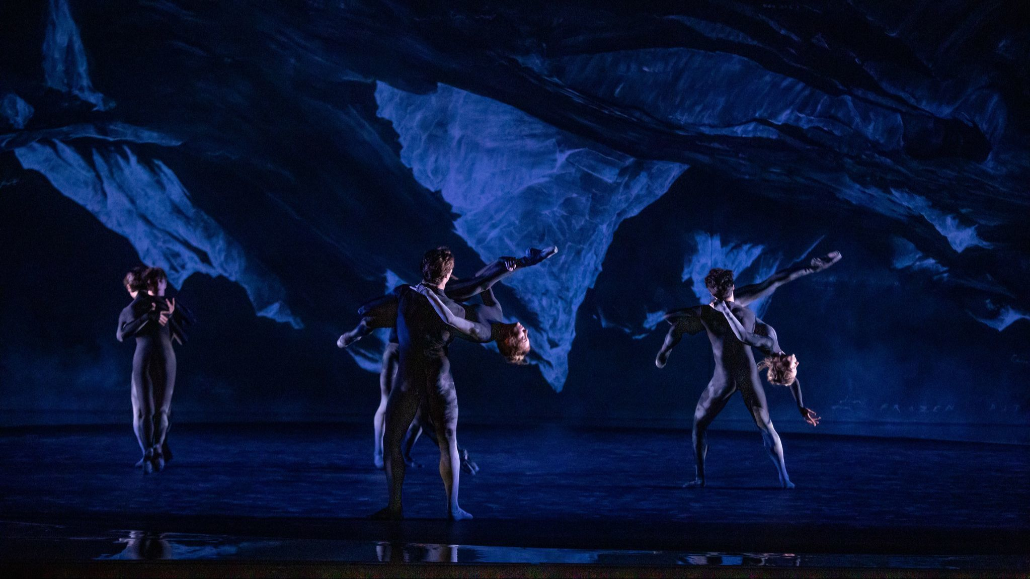 Review: Thomas Adès' spectacular 'Inferno' gets the Wayne McGregor and Tacita Dean touch