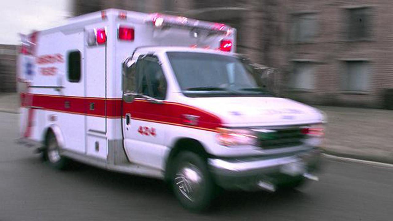 Backseat passenger in fiery Bronx crash dies from his injuries