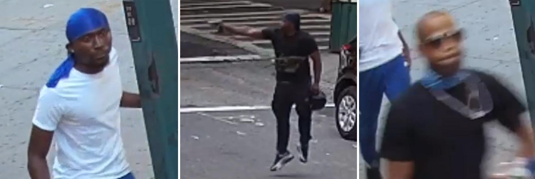 Cops seek three men in wild Bronx shooting
