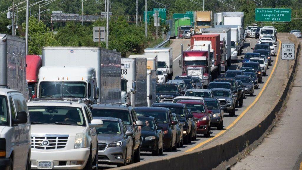 Where will new I-64 toll lanes start? Hampton mayor is worried about