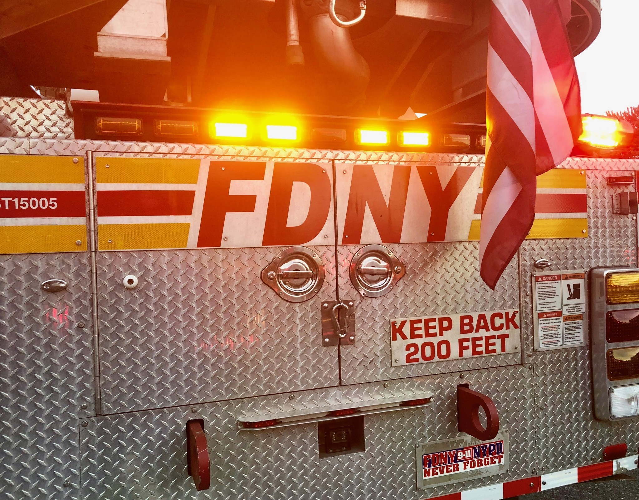 NYPD cop, FDNY firefighter busted in separate incidents of domestic violence