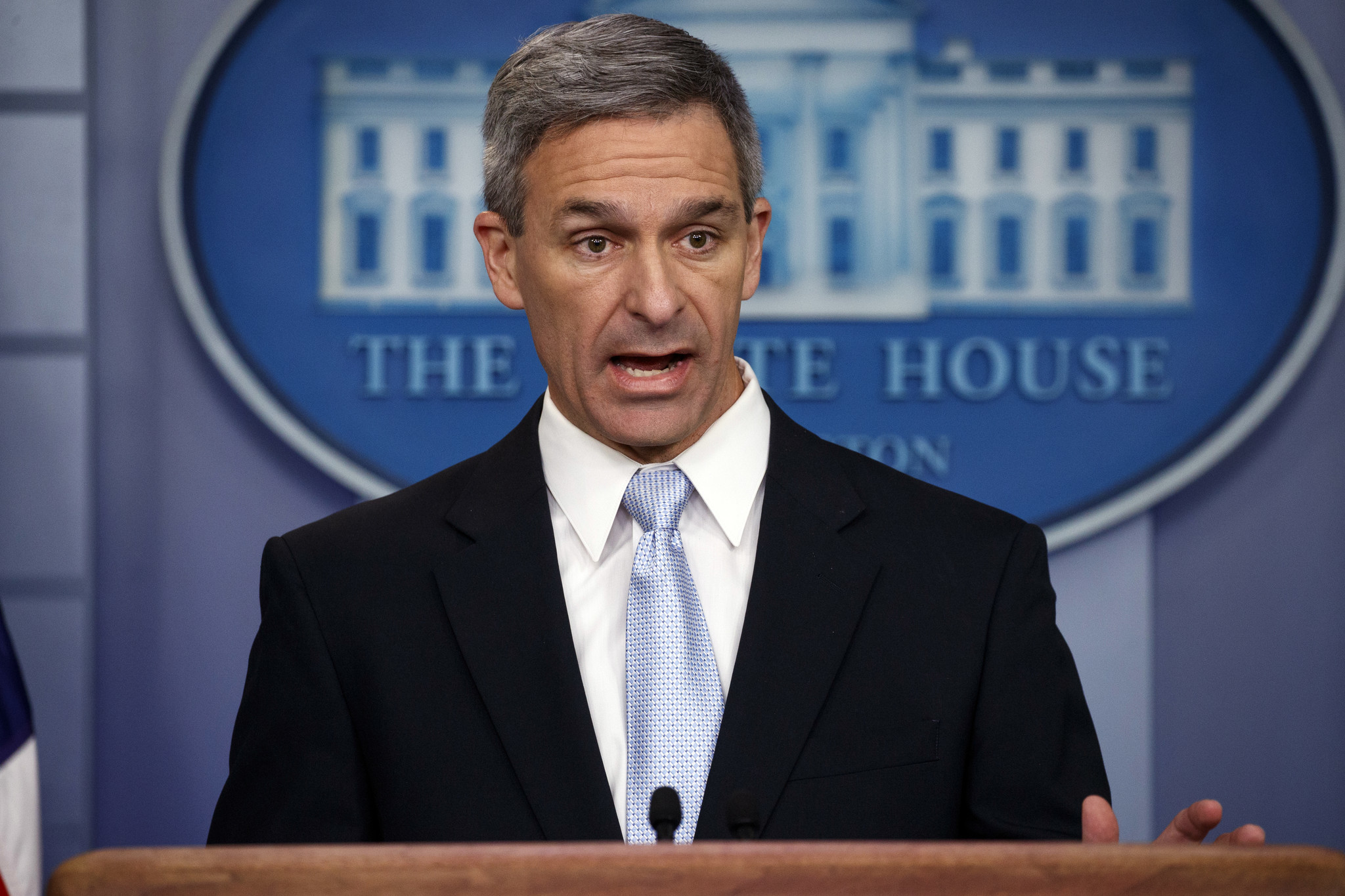 Homegrown hypocrite: Ken Cuccinelli, Trump's immigration chief, betrays path his own ancestors took to America