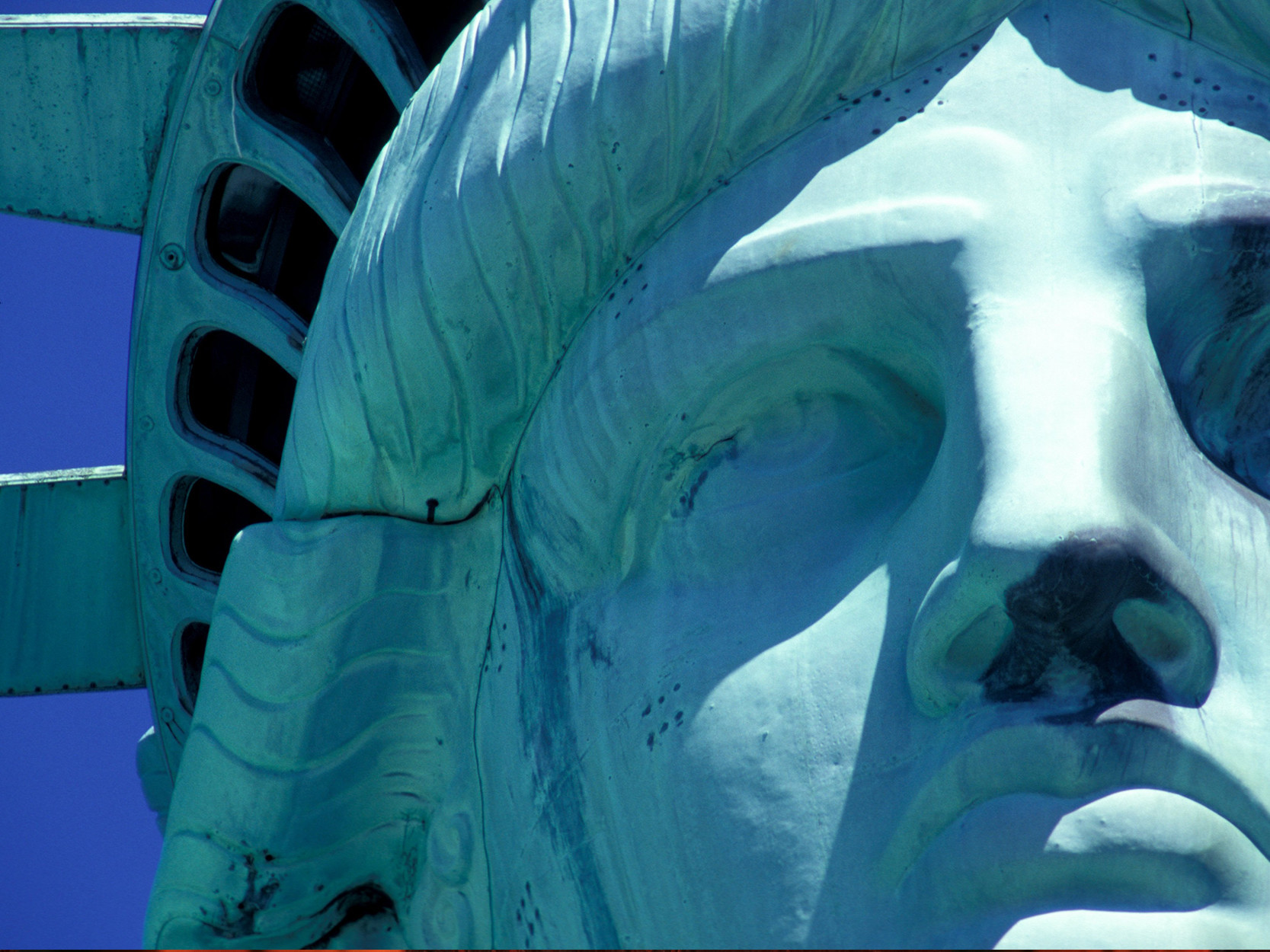 Statue of Liberty poem was only supposed to welcome white immigrants 'from Europe,' Cuccinelli says