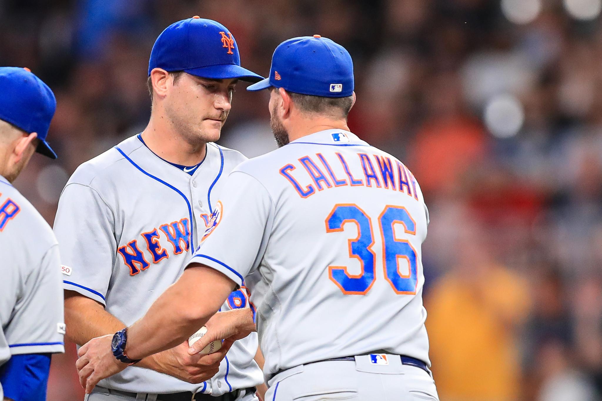 Mickey Callaway had way too much faith in the Mets bullpen