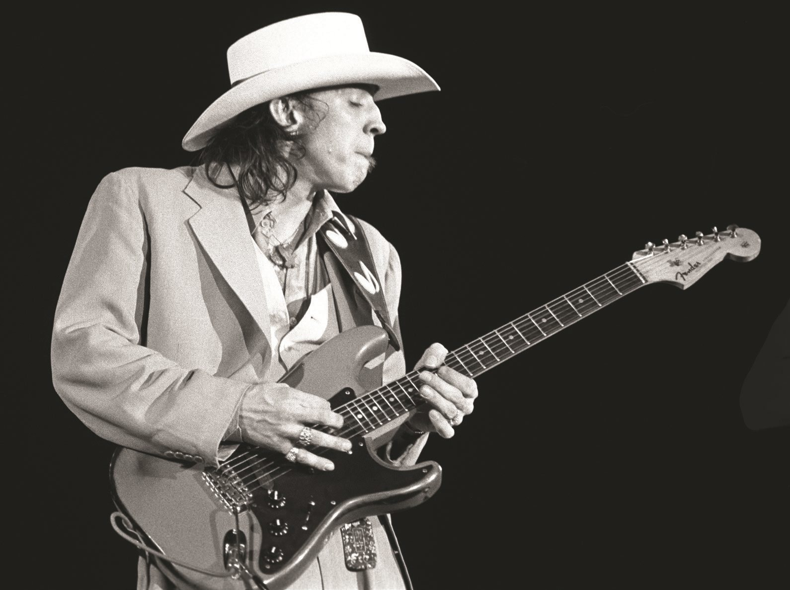 The hard rockin' life and death of Stevie Ray Vaughn