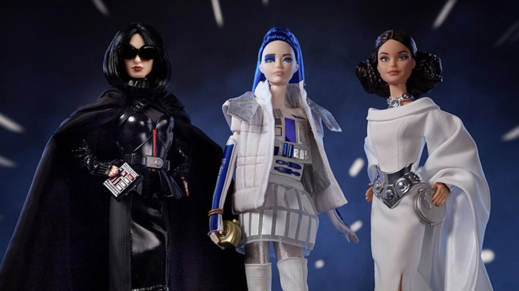 Barbie 'Star Wars' collection already a pre-order best seller on Amazon