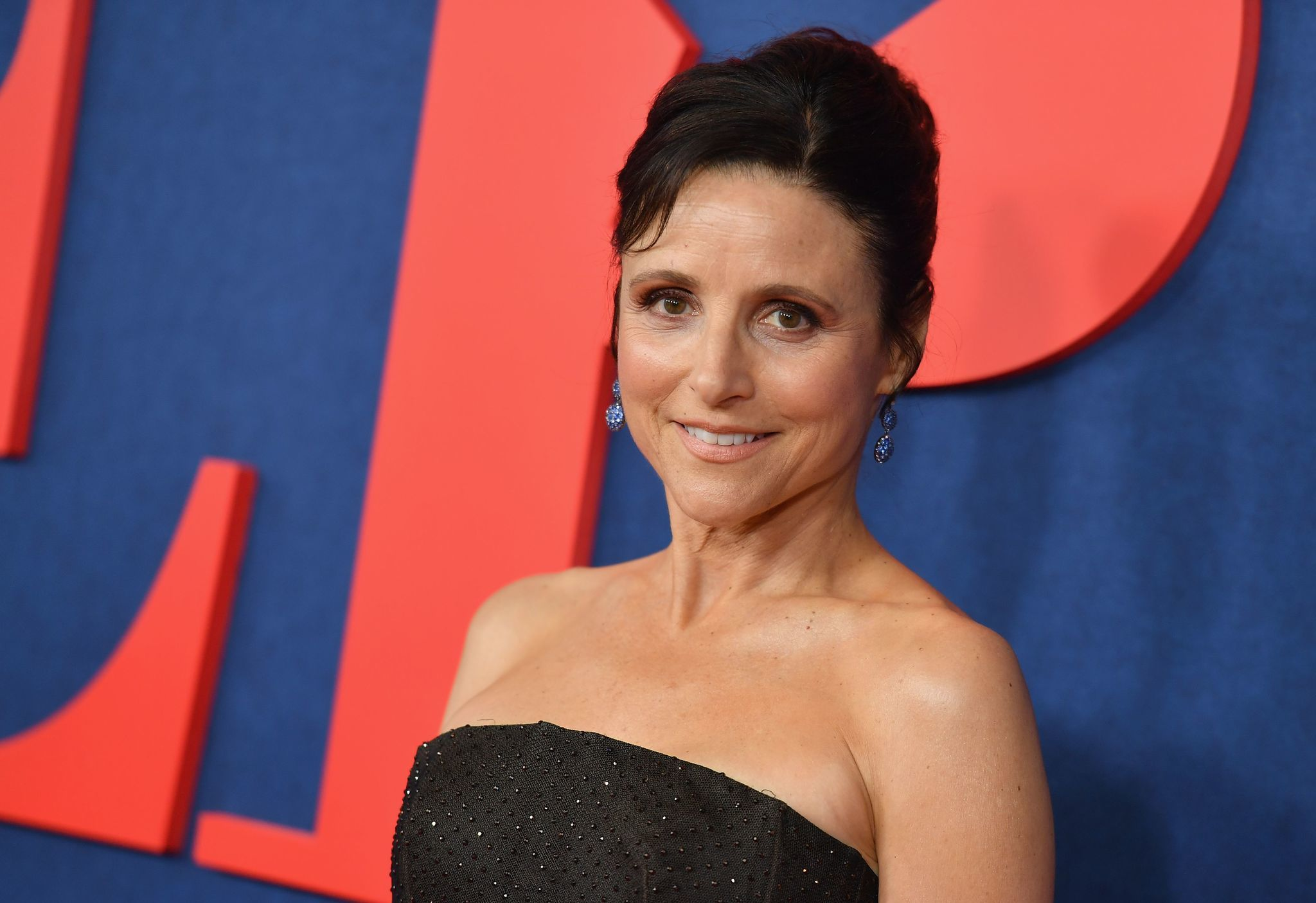 Julia Louis-Dreyfus says focusing on 'Veep' during her cancer fight was a 'lifesaver'