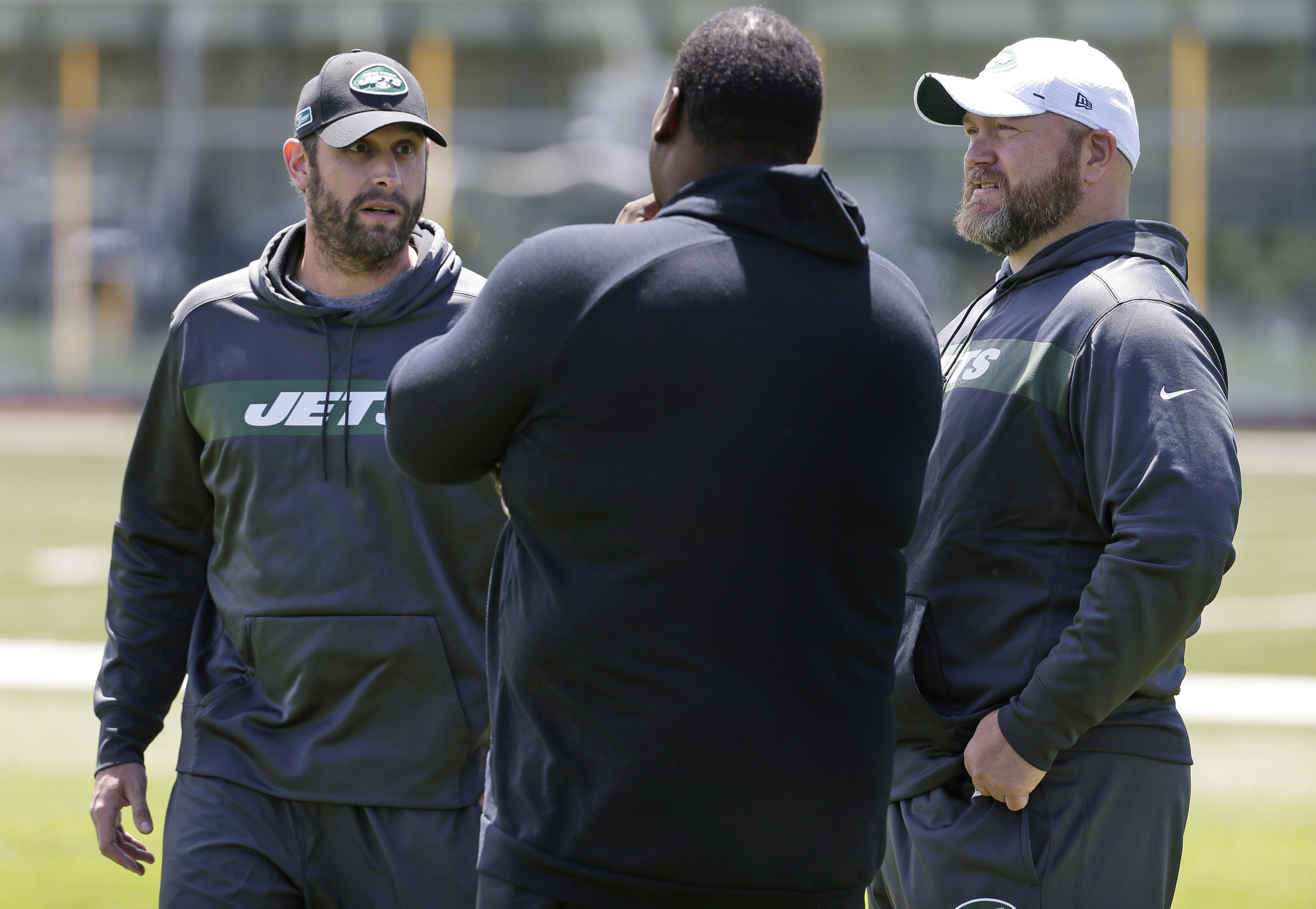 Jets Mailbag: Between Adam Gase and Joe Douglas, who's really in control of Gang Green?