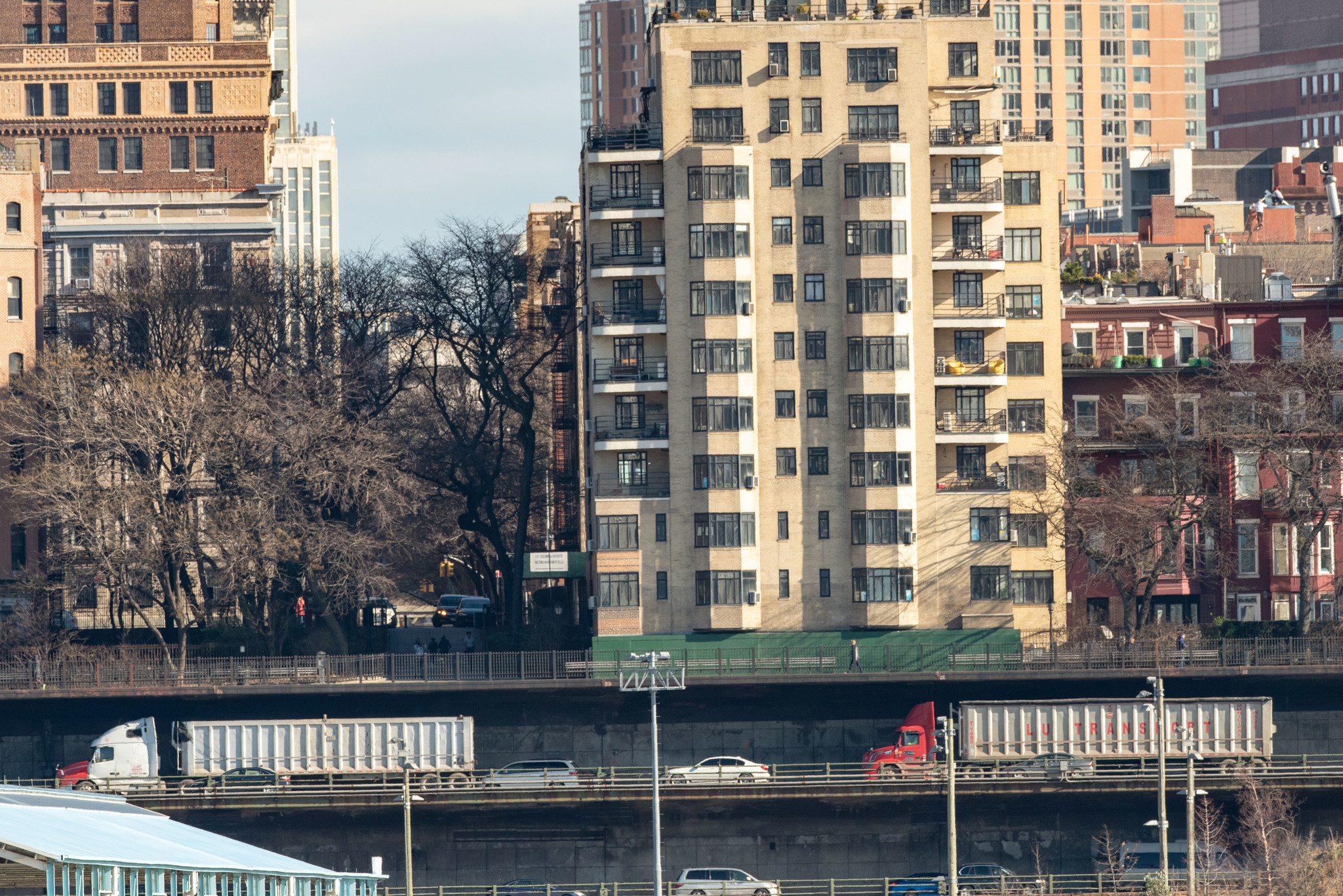 NYC pols want more details of BQE rebuilding plans, including fate of Brooklyn Heights promenade