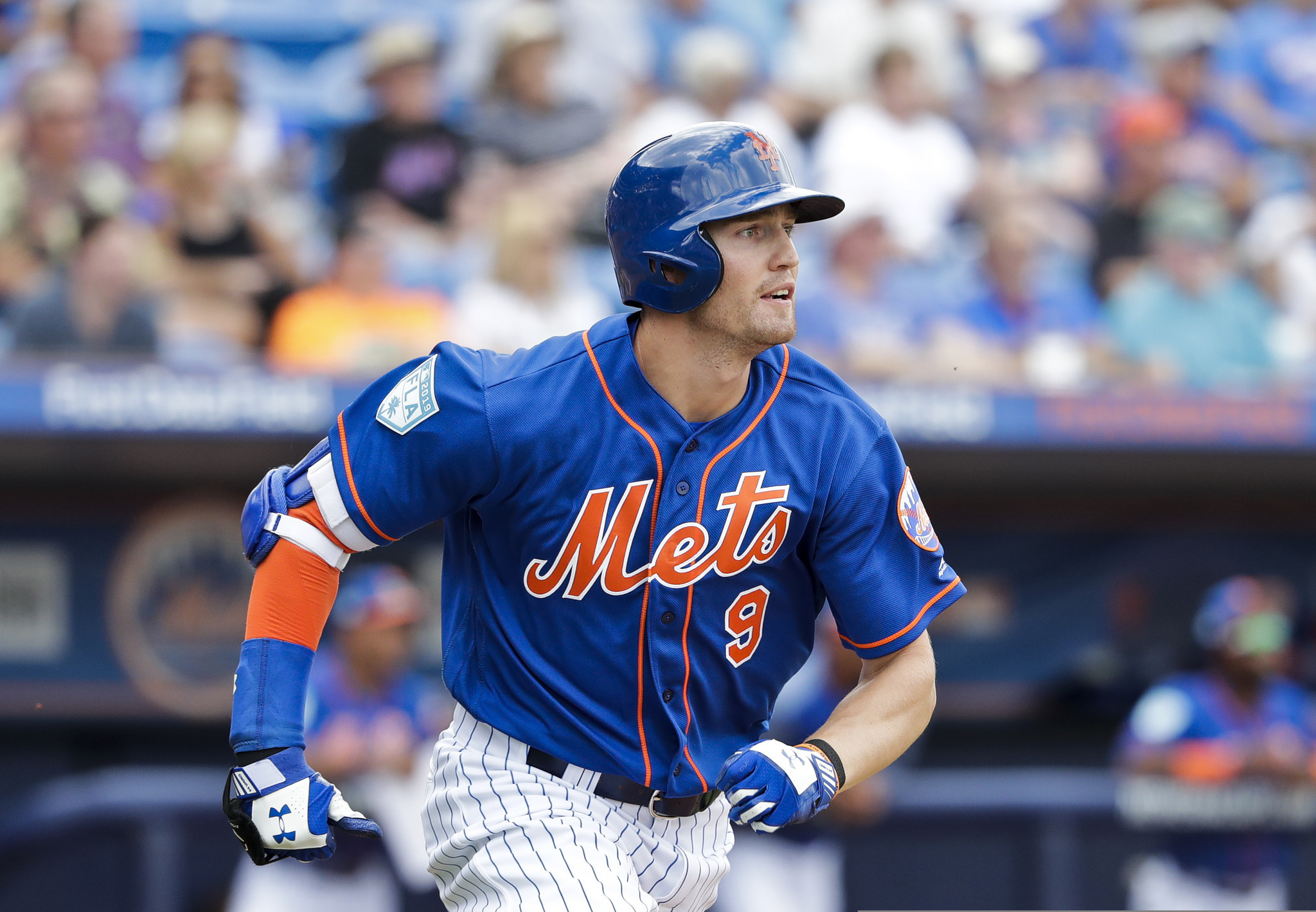 Brandon Nimmo a possibility to join Mets in Philly