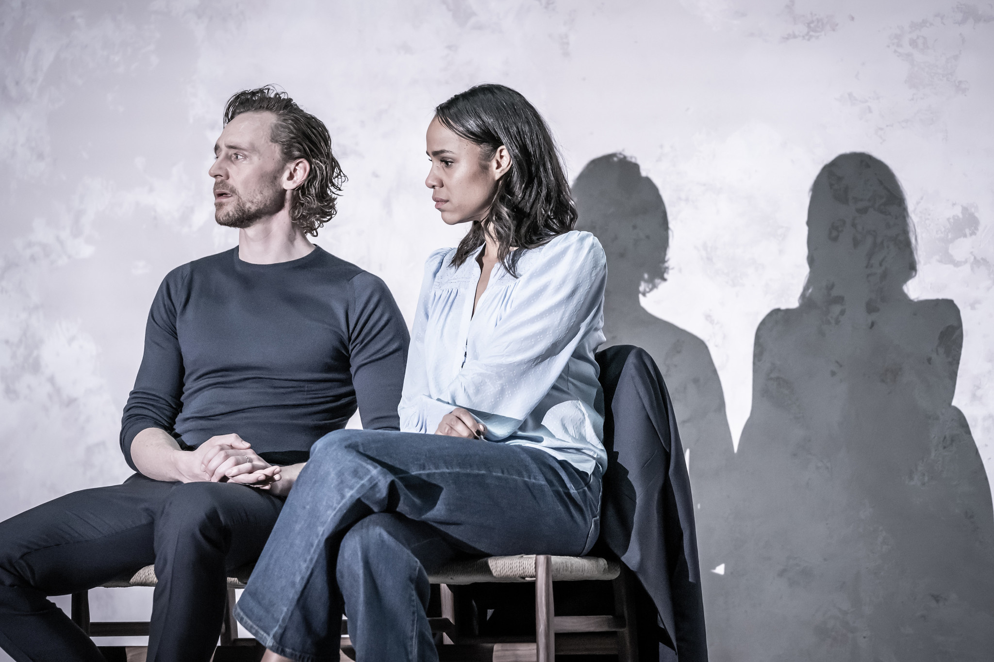 Tom Hiddleston is perfectly cast in riveting revival of Harold Pinter's 'Betrayal' on Broadway