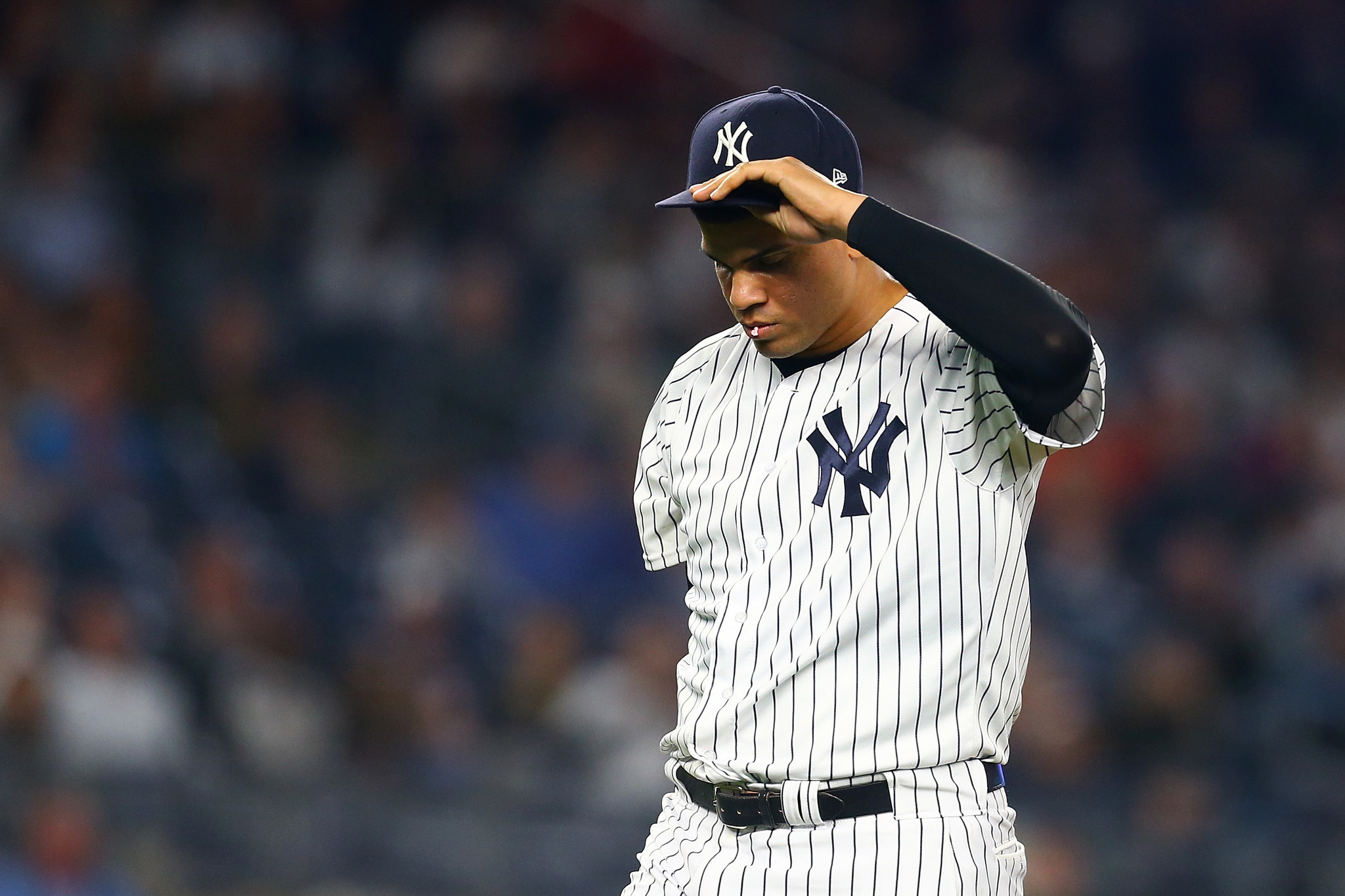 Dellin Betances may very likely not be a Yankee in 2020