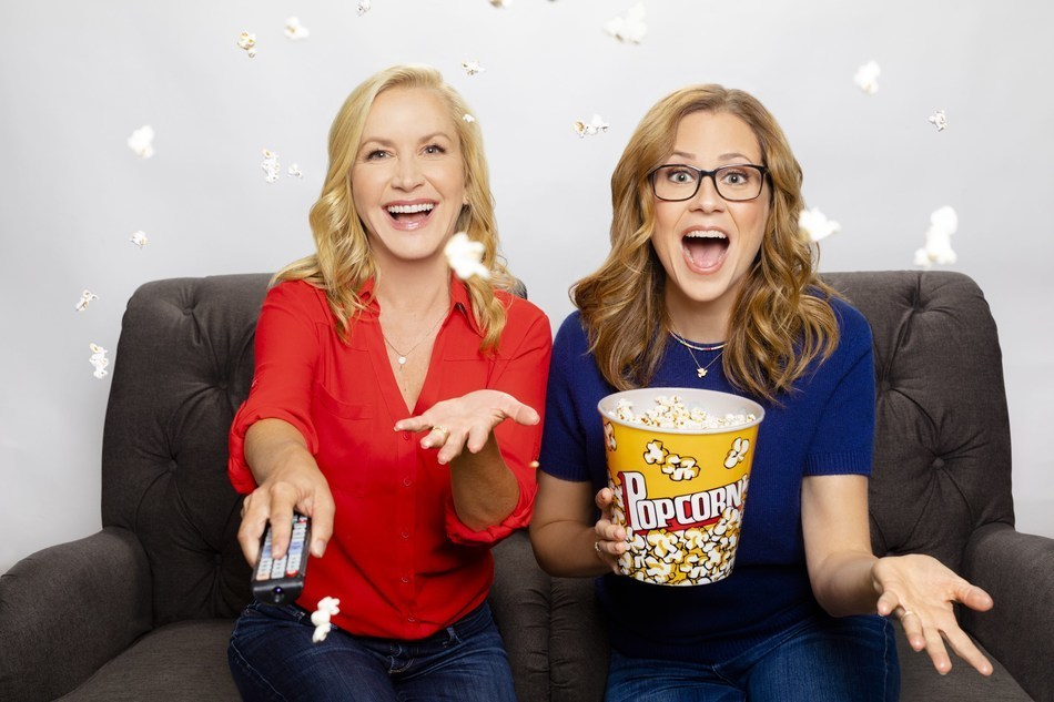 New 'Office Ladies' podcast with Jenna Fischer and Angela Kinsey will break down 'The Office' episodes