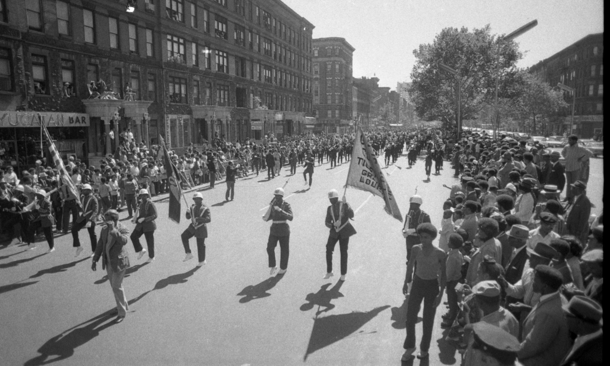 Harlem's African American Day Parade turns 50 — marking a half-century of unity on display