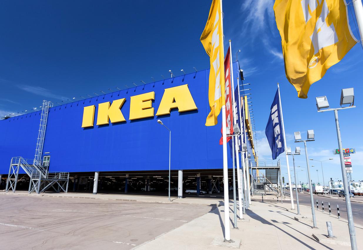 Wanted Swedish man found asleep on bed in Ikea
