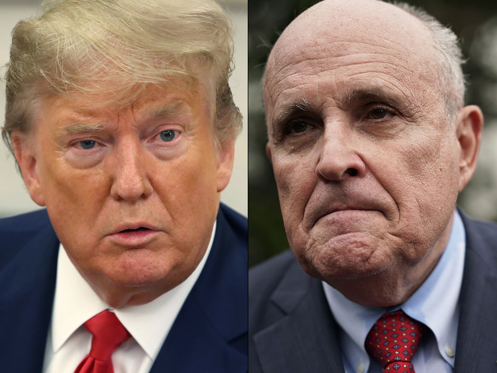 Rudy Giuliani is Trump's 'political hitman,' Dems say, calling president 'lawless' for pressing Ukraine leader for dirt on Biden