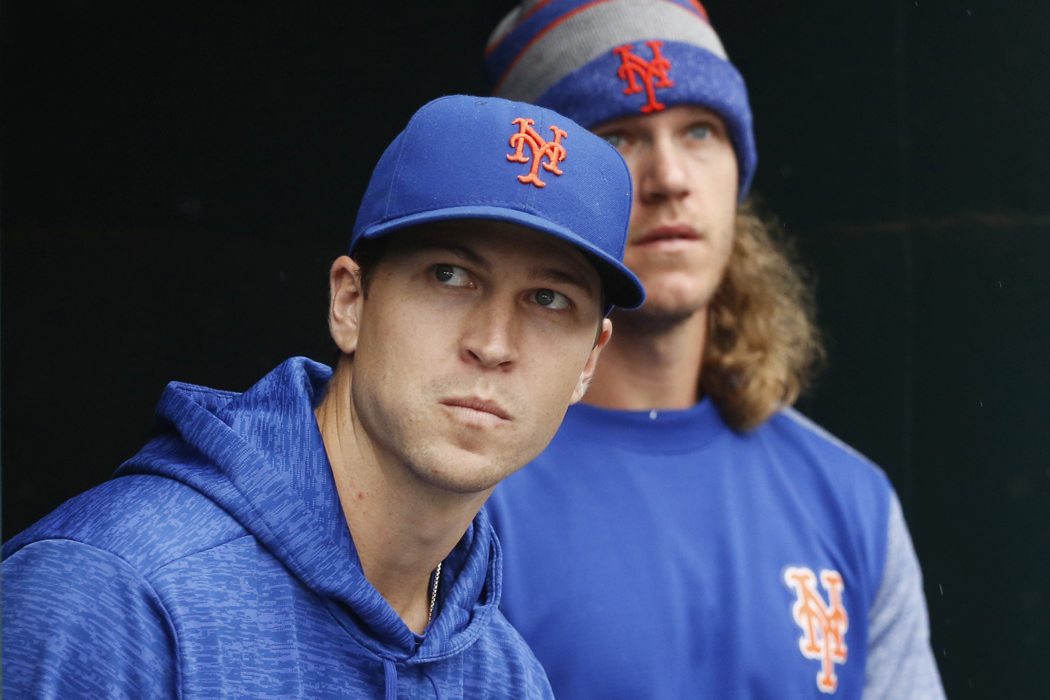 Mets could start Jacob deGrom in final game of season ... if it matters