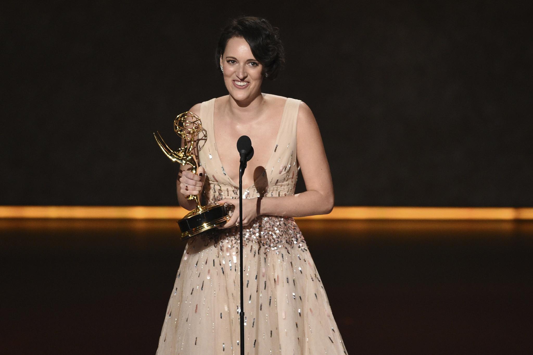 Julia Louis-Dreyfus loses final 'Veep' acting Emmy to Phoebe Waller-Bridge in 'Fleabag' upset
