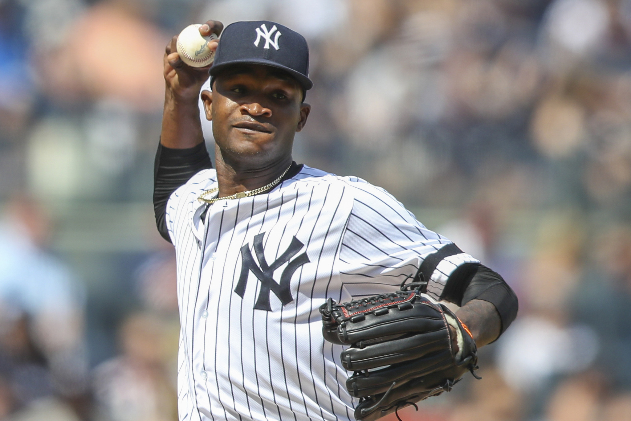 Yankees say Domingo German is OK after reports surface about a car accident in the Dominican Republic
