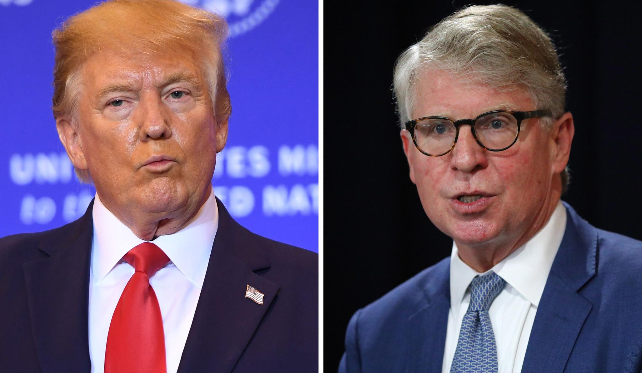 Trump and DA Cy Vance reach deal while awaiting ruling on tax returns