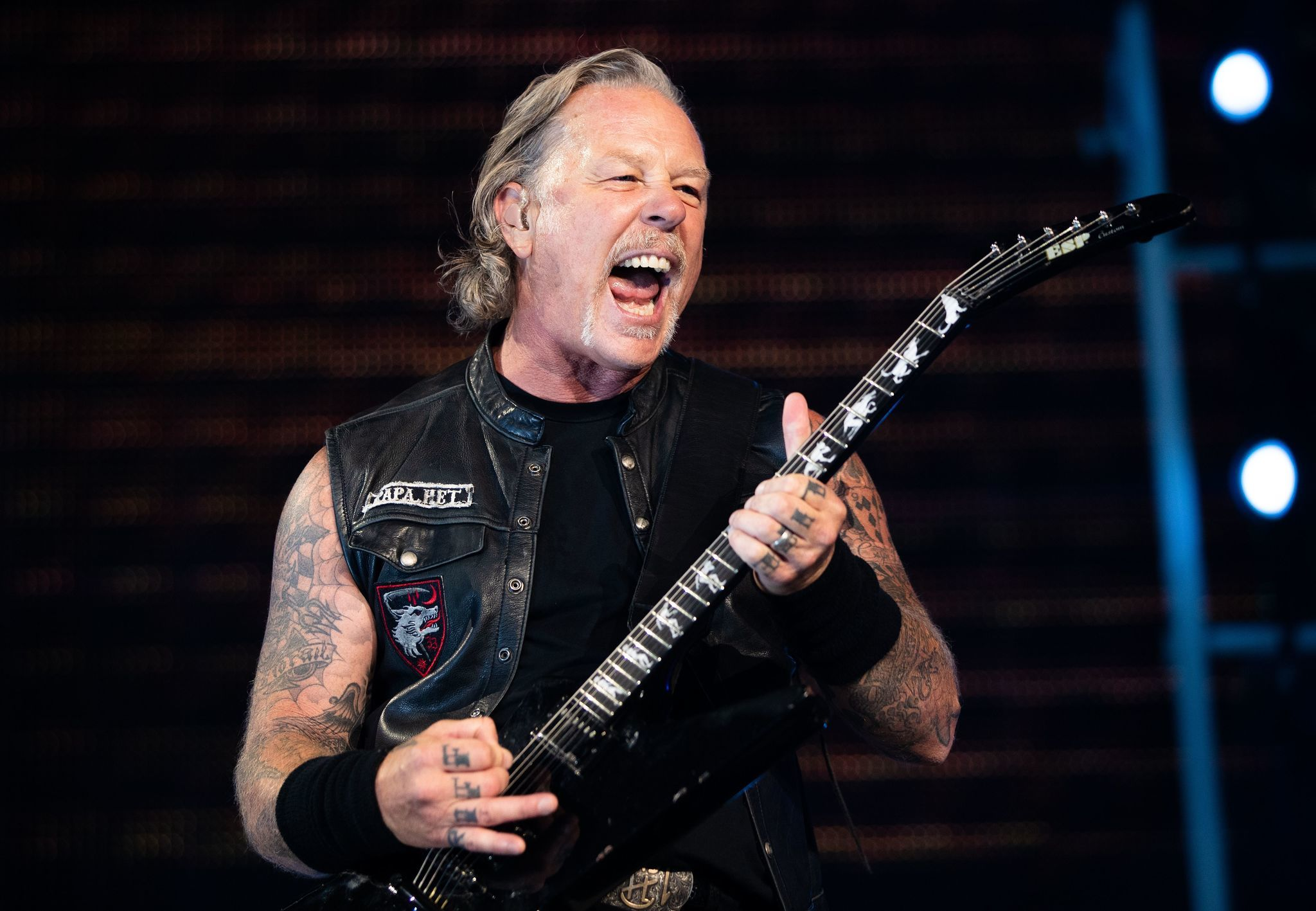Metallica cancels two festival appearances as James Hetfield works to maintain his sobriety