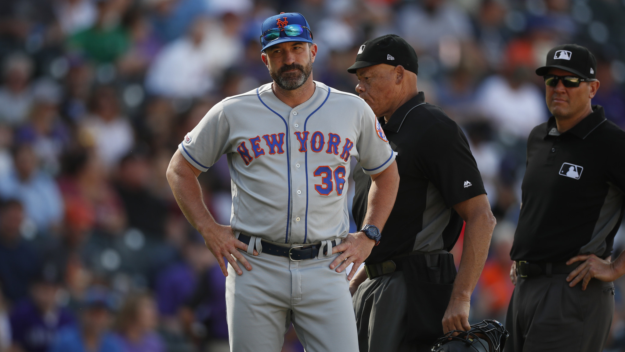 Mets' Mickey Callaway one of several managers who will be on hot seat in offseason
