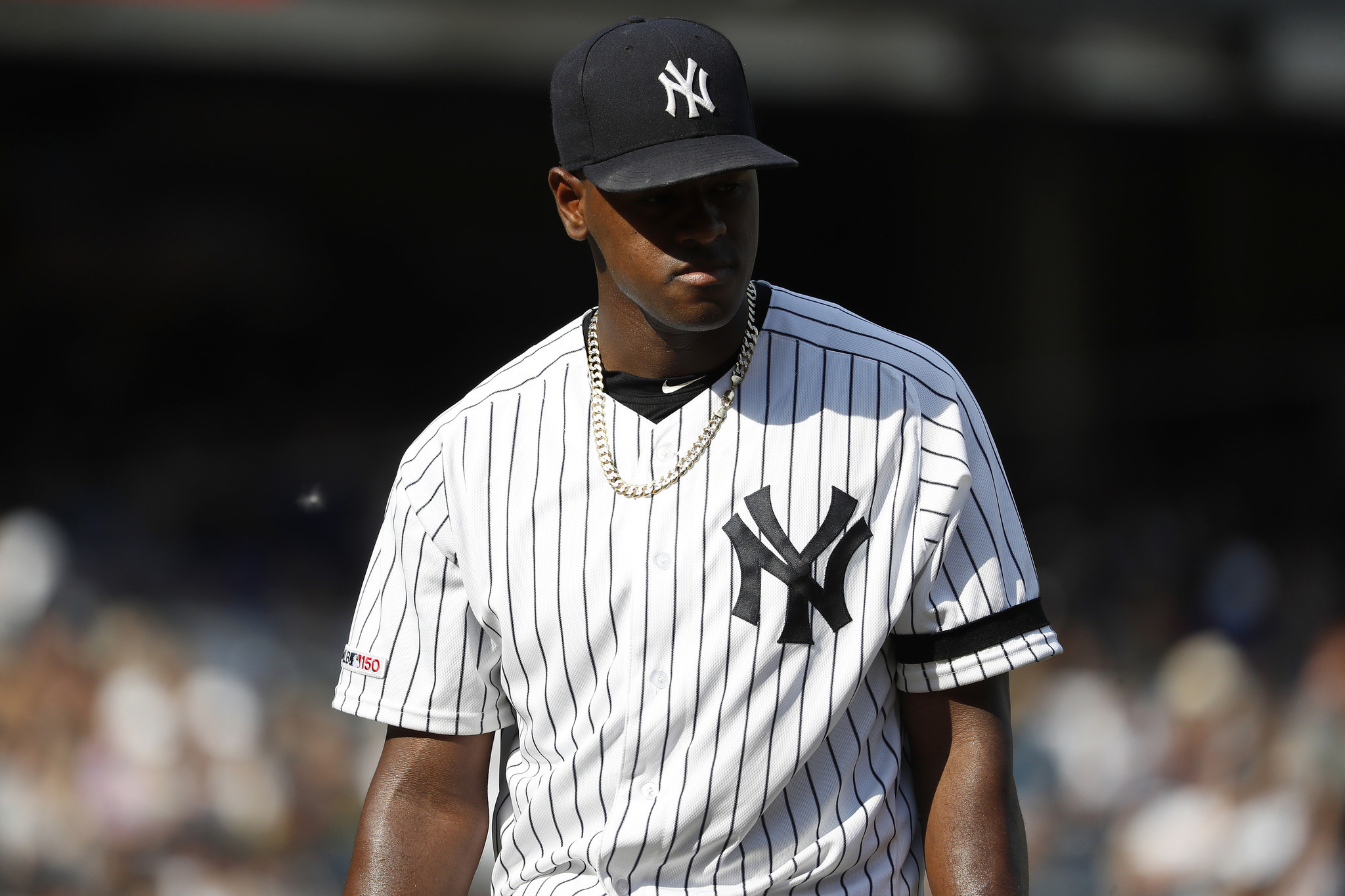Yankees get gut punch with news Luis Severino needs Tommy John surgery