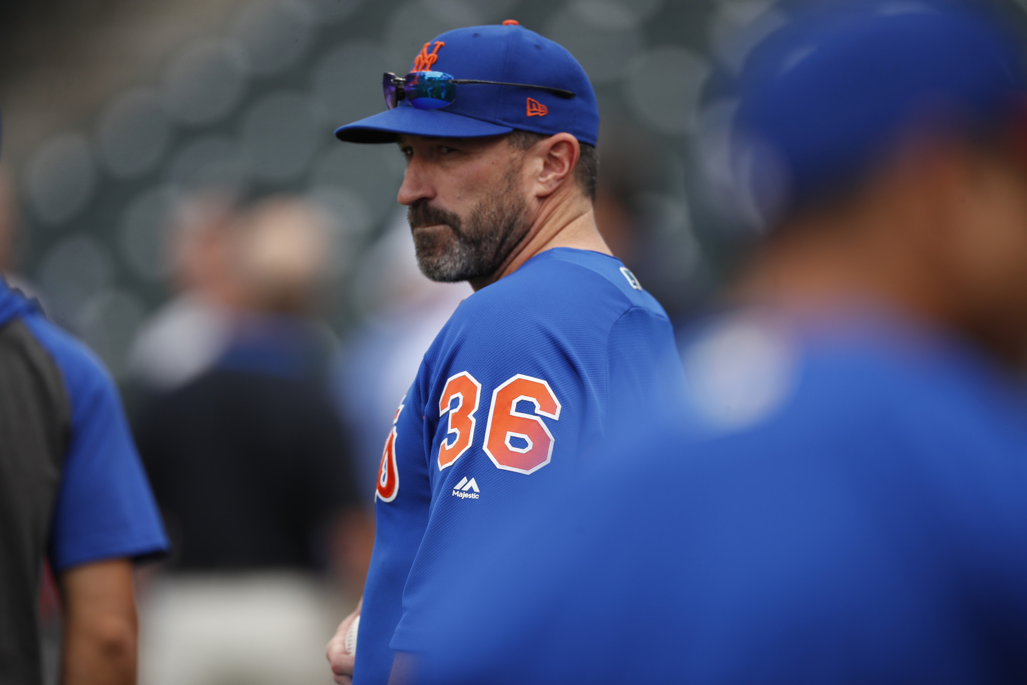 Mickey Callaway reflects on his season and future as Mets manager