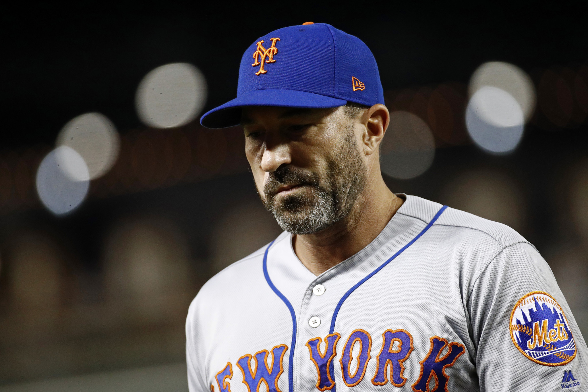 Mets fire manager Mickey Callaway after two seasons
