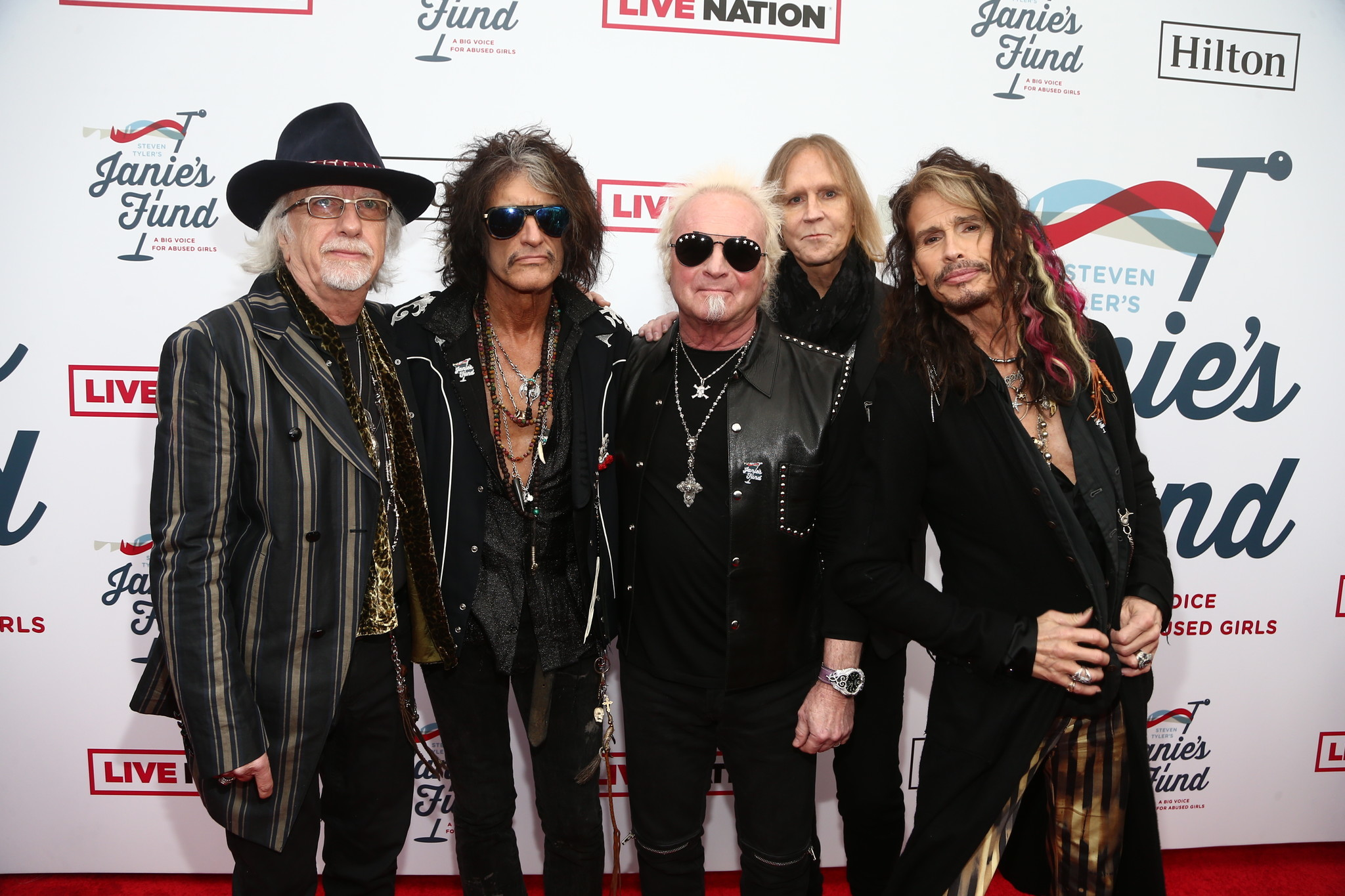 Aerosmith to receive Person of the Year award from MusiCares, which aids musicians in need