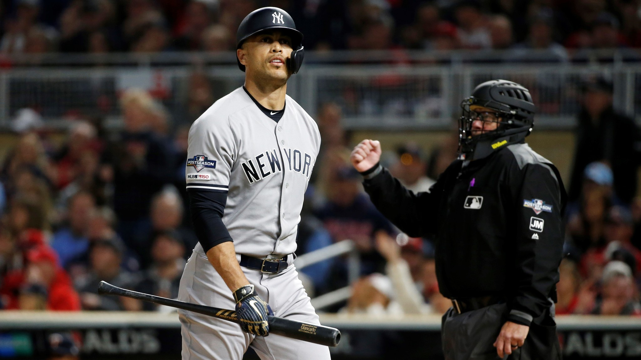 Giancarlo Stanton's contract is no excuse for the Yankees not to pay for pitching