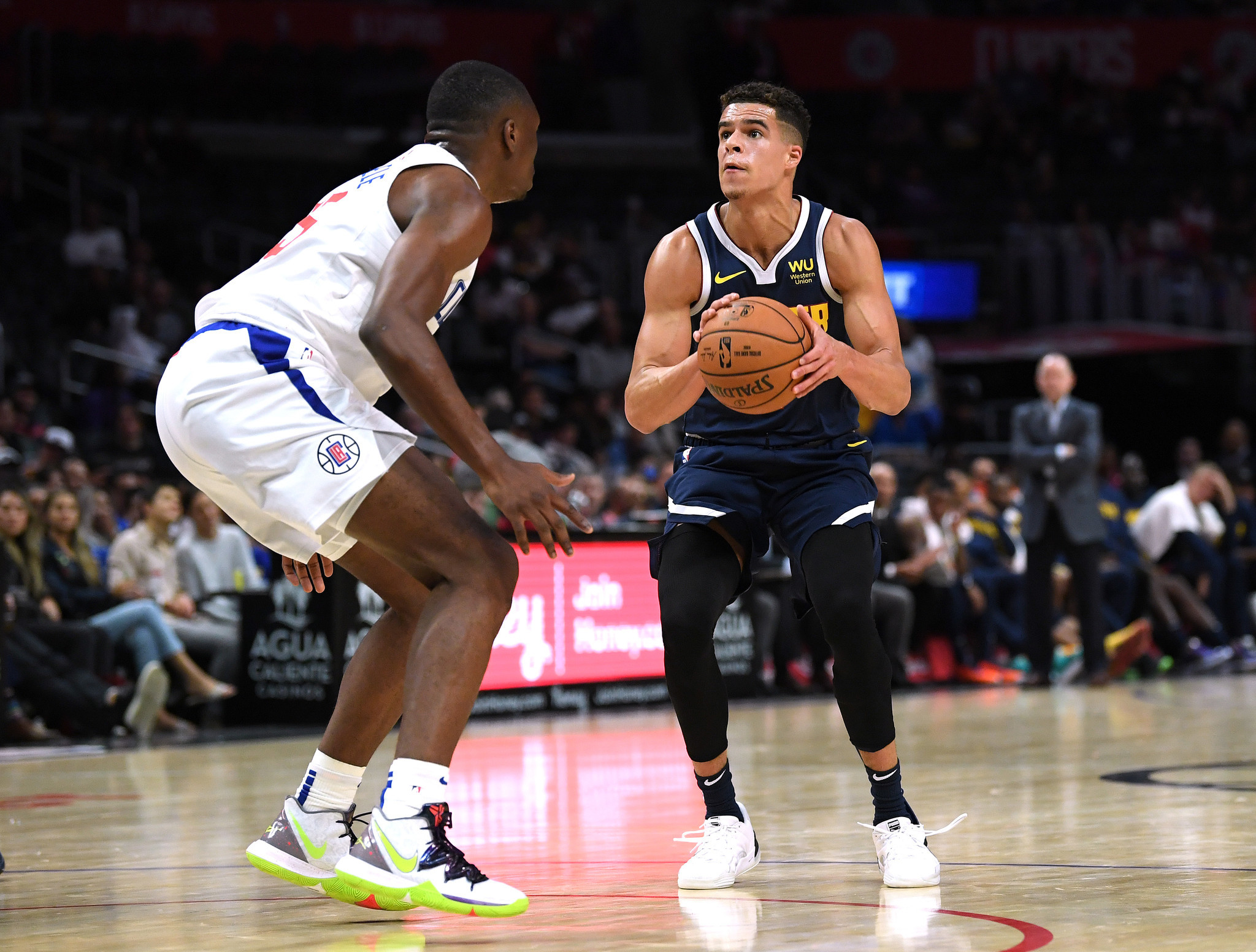 Michael Porter Jr., once the target for Knicks fans, still isn't playing much in Denver