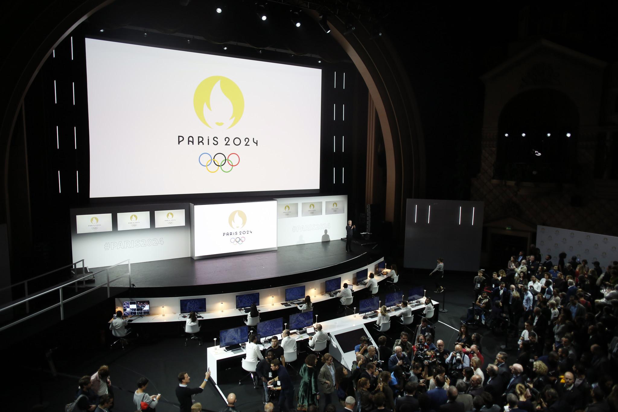 Best reactions to 2024 Paris Olympics logo
