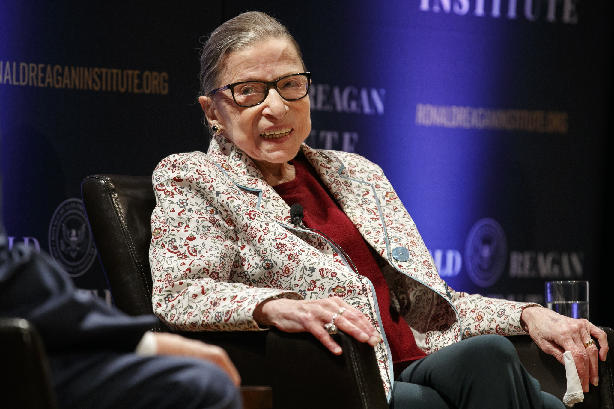 Ruth Bader Ginsburg's commitment to human rights will win $1 million for the charity of her choice